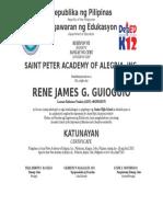 Guioguio Rene James