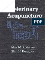 Veterinary Acupuncture - A. Klide, S. Kung (1977) WW.pdf