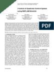 Modelling and Cont Modelling and Cont Modelling and Cont Modelling and Cont Modelling and ContModelling and Cont Modelling and Control of Quadrotor Control System Quadrotor Control System Quadrotor Control System Quadrotor Control System Quadrotor Control System Quadrotor Control System using using MATLAB/SimulinkMATLAB/SimulinkMATLAB/Simulink MATLAB/SimulinkMATLAB/Simulink MATLAB/Simulink MATLAB/