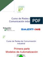 Curso de Redes de Comunicación industrial contenido