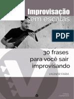 LIVRO - Manual Do Groove Para Contrabaixo - Jorge Pescara