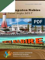Kabupaten Nabire Dalam Angka 2017
