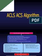 ACLS ACS Algorithm New