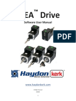 Idea Drive Software User Manual