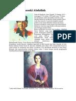 Biografi Dan Lukisan