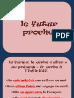 Le Futur Proche Exercice Grammatical Feuille Dexercices 86415