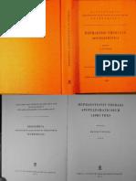 Hephaestio Thebanus - Apotelesmaticorum Libri Tres. Vol. 1 (Ed. Pingree, 1973)