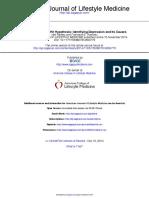 Nedley, N. (2014) Nedley Depression Hit Hypothesis
