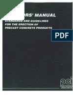 Erectors Manual