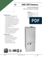 DAIKIN- Manejadoras DAR de 7.5 y 10 TR..pdf
