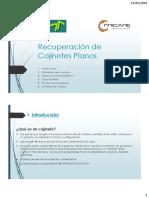 FRICARE-Recuperacion de Cojinetes-J Trib 2014