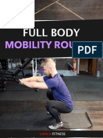 Mobility Routine