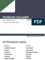 CRS Psoriasis Vulgaris
