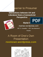 From Learner to Prosumer