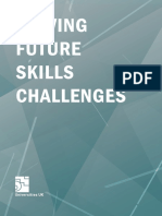 Solving Future Skills Challenges