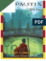 Broomstix - O RPG de Harry Potter - Diagramado e Expandido - Biblioteca Élfica