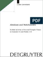 Gard 2010 Granerød-Abraham and Melchizedek.pdf