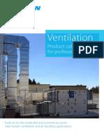 Ventilation Product Catalogue ECPEN16-203 English