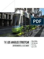 2018 08 02 Streetcar EIR Public Meeting - Revised