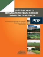 Repercussões Territoriais do Desenvolvimento Desigual-Combinado e Contraditório em Mato Grosso
