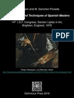 SCArteni&MSanchez-Posada_TheMaterialsAndTechniquesOfSpanishMasters