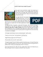 The Story of Timun Mas