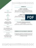 CV Quizas
