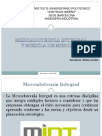 Presentación Mercadotecnia Integral