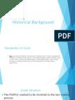 historical background gc1