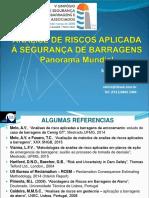 Análise de Riscos Aplicada à Segurança de Barragens - Selmo Kuperman