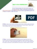 Alexandre - Eletrônica Básica - Como fazer sua PCI