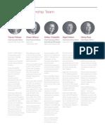 13 Executive Leadership Team