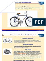 Assignment 3 - Bicycle Pedal Static Analysis