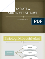 Darah & Mikrosirkulasi