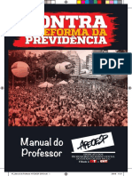 Af Manual Do Professor Apeoesp 2018