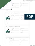 Balancing Valves - TECOFI Valve Designer 2