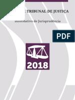 STJ - Informativo Ramos 2018