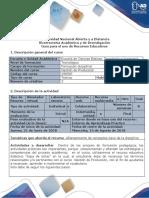 Plantillas Ficha Caracterizacion Diagrama.