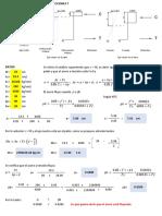 Cálculo de Secciones T - Ejercicio - Concreto