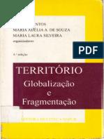 Milton Santos (org.) - Território - Globalização e fragmentação.pdf
