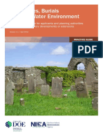 Practice Guide - Cemeteries Burials and the Water Environment