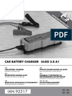 Car Battery Charger ULGD 3.8 A1
