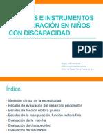 escalaseinstrumentosdevaloracionendiscapacidadinfantil-131228035916-phpapp01