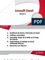 000-Excel Nivel 3