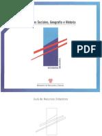 Guía de Recursos Didácticos. Ciencias Sociales, Geografía e Historia