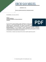 Propuesta Tecnica Consorcio San Miguel
