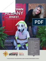 DowntownAlbanyDigest Winter-Spring 2018