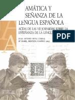 Gramática y enseñanza de la Lengua Española.pdf