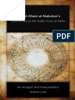 Nabalusi Commentary on Fusus Al Hikam