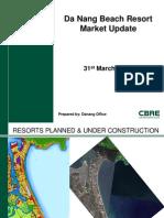Danang Beach Resort Market Update March 08